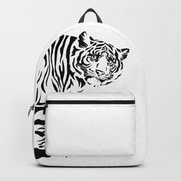 Tiger Skin Backpack
