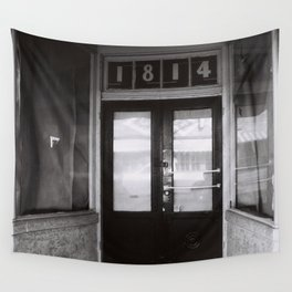 Door 1814 Wall Tapestry