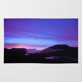 Valley Sunset Rug