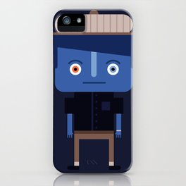 Ricochet iPhone Case