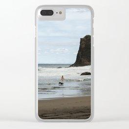 Hercules Clear iPhone Case