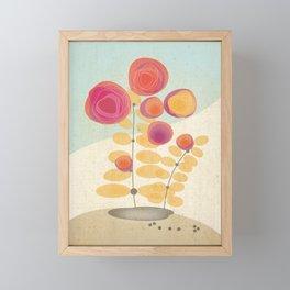 Fantarose Framed Mini Art Print