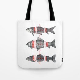 Sashimi All Tote Bag