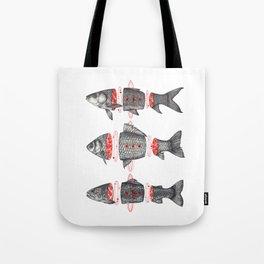 Sashimi All Tote Bag