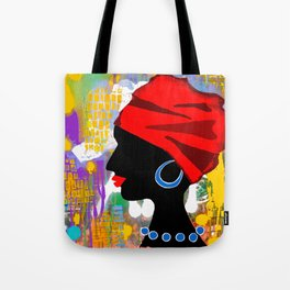 Morena Tote Bag