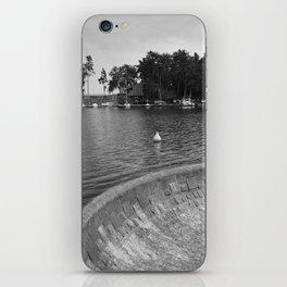 Machovo jezero lake iPhone Skin
