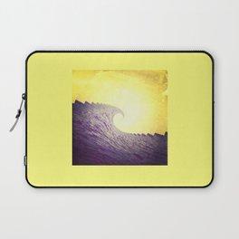 Digital Wave Laptop Sleeve