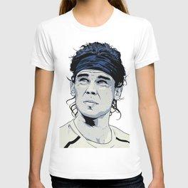 Rafael Nadal Illustrations Art T-shirt