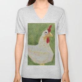 Sassy Chicken Unisex V-Neck