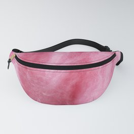 Pink Cotton Candy Fanny Pack