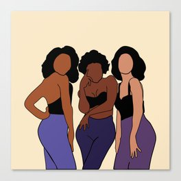 Jade. 90's R&B group. Poster. Print Canvas Print