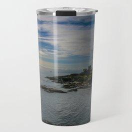 seaside homes Travel Mug
