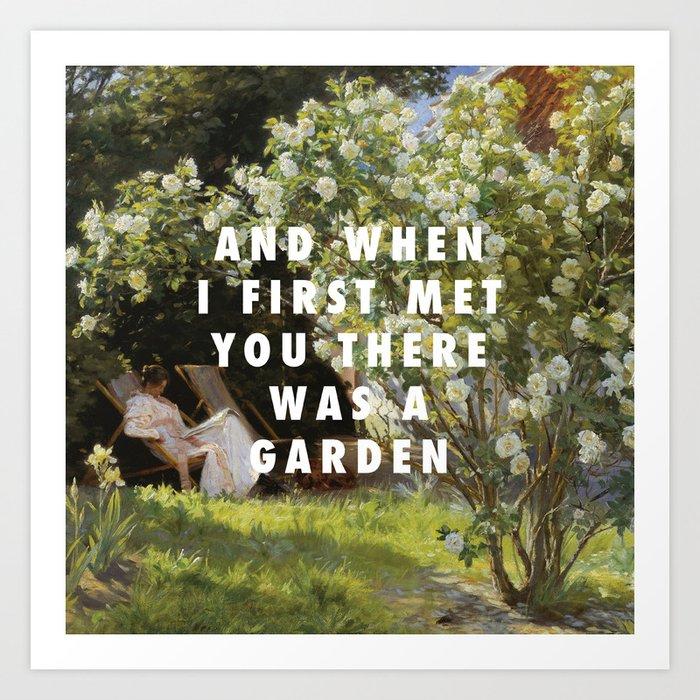 peder severin kryer roses 1893 halsey garden 2014 art - Halsey Garden