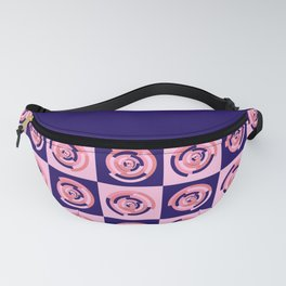 Circle in motion 3 Fanny Pack