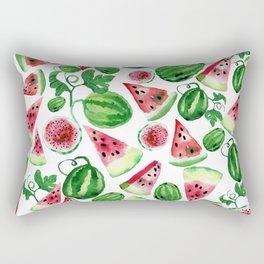 Wild watermelon Rectangular Pillow