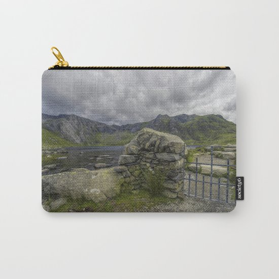 Gate To The Lake Carry-All Pouch