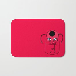 Tikki Pocket Tee Bath Mat