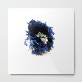 The Little Chirp Metal Print