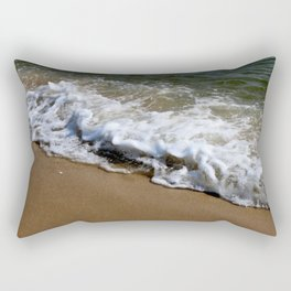 A Breaking Wave Rectangular Pillow