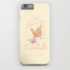 Butterfly bear iPhone 6s Slim Case