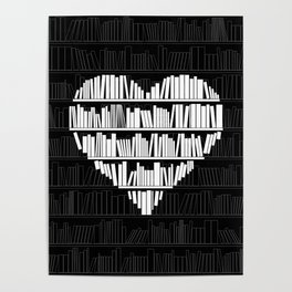 Book Lover Poster