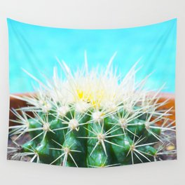 Poolside Cactus Wall Tapestry