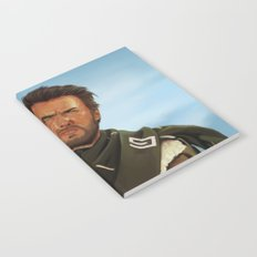 For a fistful of dollars Notebook