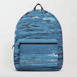 Pacific Blue Backpack