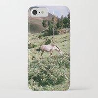 peru iPhone & iPod Cases featuring Patacancha, Peru by Wiara