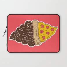 Don't Feed Me Shit and Call it Pizza Laptop Sleeve