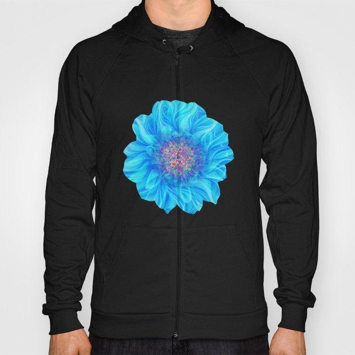 Fractal Flower 2 Hoody