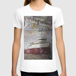 Edmund Fitzgerald T-shirt