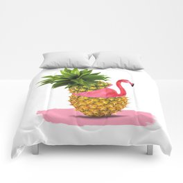 Flamingo party Comforters