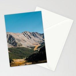 Rocky Mountain Glory Stationery Cards