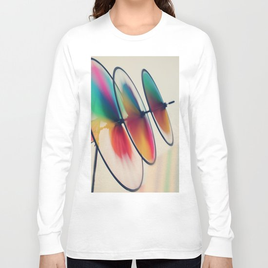 Spin, spin, spin Long Sleeve T-shirt