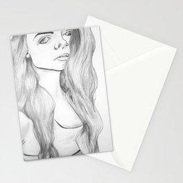 Devil(rose) Stationery Cards