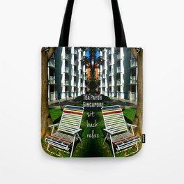 RELAX@HDB Tote Bag