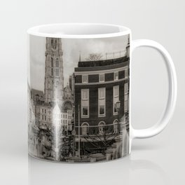Watching the Cathedral Coffee Mug