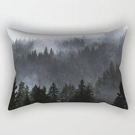 A Walk in the Woods - 23/365 Rectangular Pillow