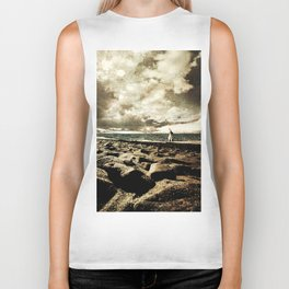 Between Elements Biker Tank