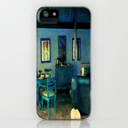 La Casa Azul iPhone Case