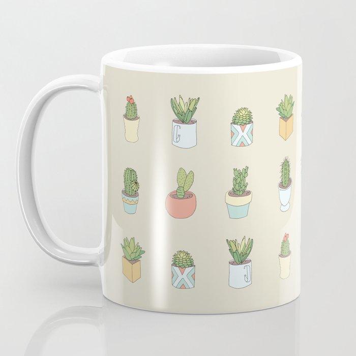 Cute Succulents Coffee Mug