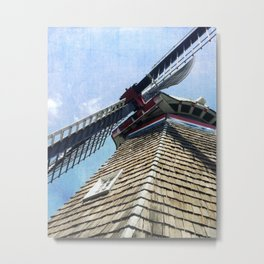 WINDMILL HOLLAND MICHIGAN Metal Print
