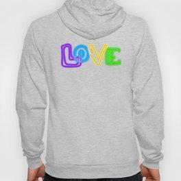 Electric Love Hoody