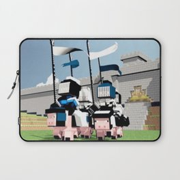Knights of the Craft Laptop Sleeve