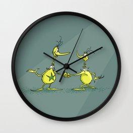 Sneetches  Wall Clock