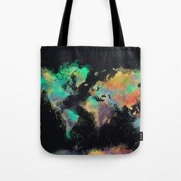 world map 107 #worldmap #map Tote Bag