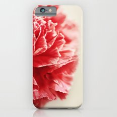 Red Carnation Slim Case iPhone 6s