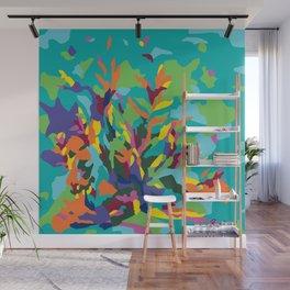 Tropic Paradise Wall Mural