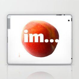 """The """"i"""" word, it is time! Laptop & iPad Skin"""